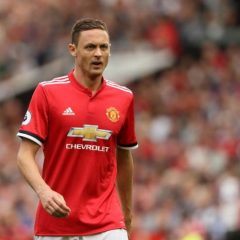 Nemanja Matic stars in the first match of the season