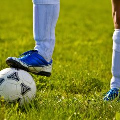 The most important equipment you will need for soccer