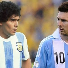 Maradona vs Messi, Who is Better?