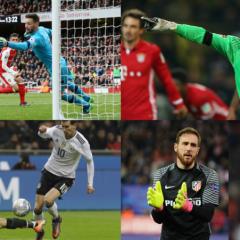 Top Goalkeepers of 2016